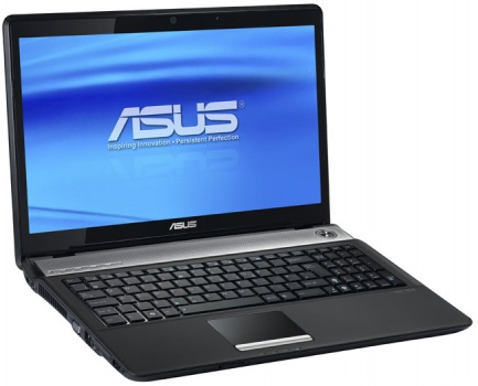 Asus N61DA Notebook Windows