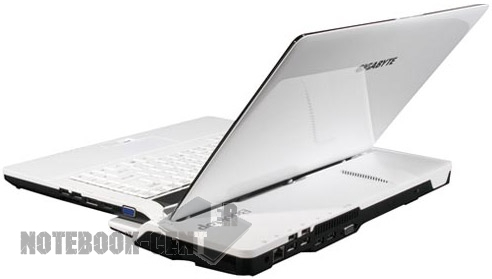 Gigabyte i1320 Notebook LAN 64x